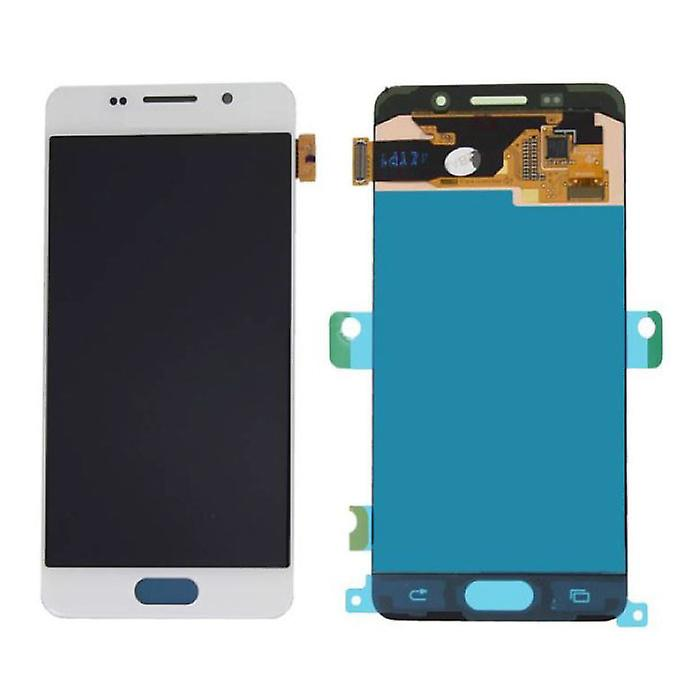 Stuff Certified® Samsung Galaxy A3 2016 A310 Screen (Touchscreen + AMOLED + Parts) AAA + Quality - White