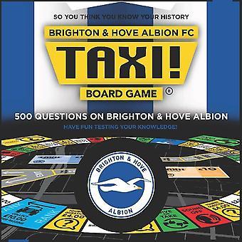 Taxi Board Jeu Brighton et Hove Albion FC
