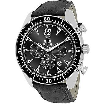 Jivago Men's Timeless Black Dial Watch - JV4511
