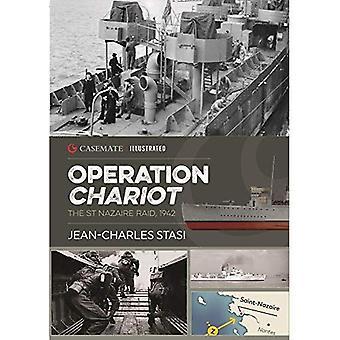 Opération Chariot : Le raid de Saint-Nazaire, 1942