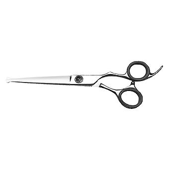 Groom Professional Artesan Ball Tip Smooth Cutting Dog Grooming Scissors, 5.5