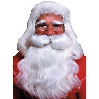 Santa Wig And Beard For Adults
