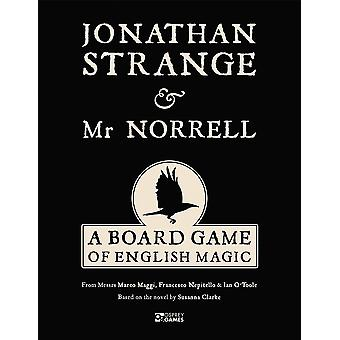 Jonathan Strange & Mr Norrell A Board Game of English Magic