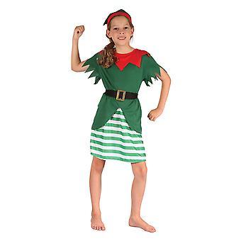 Bristol Novelty Unisex Children Santas Helper Costume
