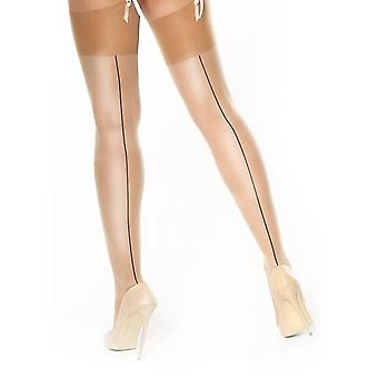 Miss O Silky Seamed Stockings