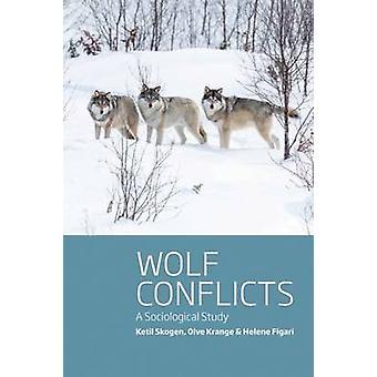 Wolf Conflicts by Skogen Krange Figari