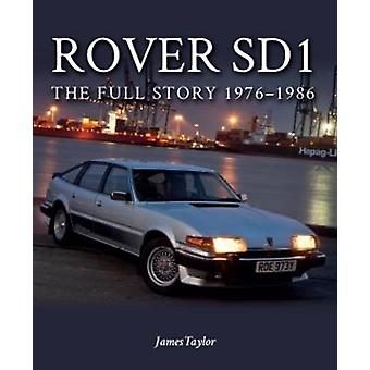 Rover SD1 by James Taylor