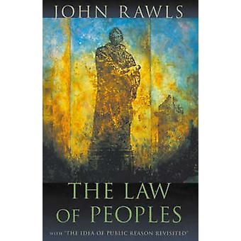 Law of Peoples by John Rawls