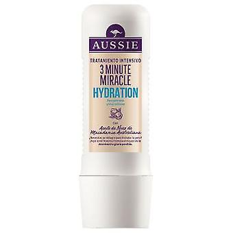 Aussie 3 Minute Miracle hydration Mask 250 ml