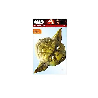 Star Wars Yoda Mask