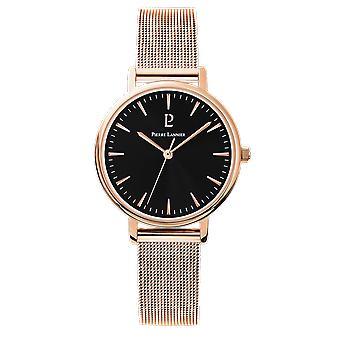 Montre Pierre Lannier 091L938 - Montre Bracelet Bracelet Acier Or Rose