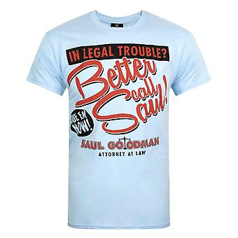 Breaking Bad Better Call Saul Men's T-Shirt