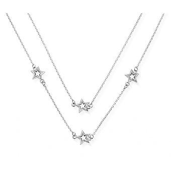 ChloBo Silver Soul Glow Necklace
