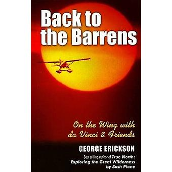 Back to the Barrens - On the Wing with Da Vinci and Friends by George