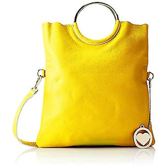 Sacs Chicca Cbc34011tar Yellow Women's Shoulder Bag 3x31x19 cm (W x H x L)