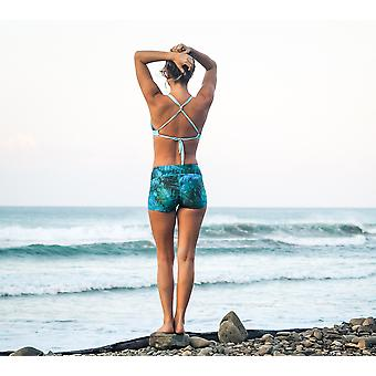 Pipa Shorts Eco | Deep Jungle