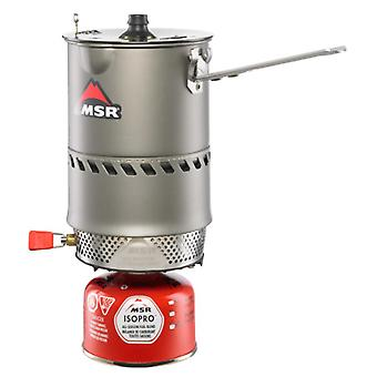 MSR Reactor Stove (Including Reactor Pot) (Gas Not Included) - 1.0L