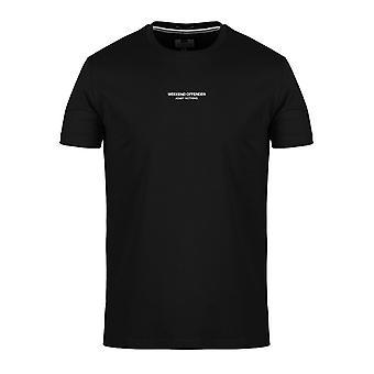 Weekend Offender Santiago T-Shirt - Black