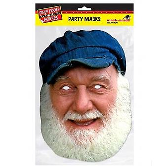 Only Fools And Horses Uncle Albert Unisex Adults Mask