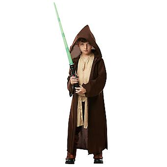 Star Wars Childrens/Kids Jedi Robe Deluxe Costume