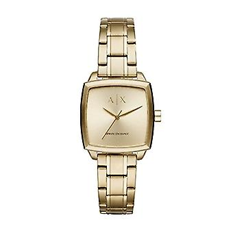 Armani Exchange ladies Quartz analogue watch with stainless steel band AX5452