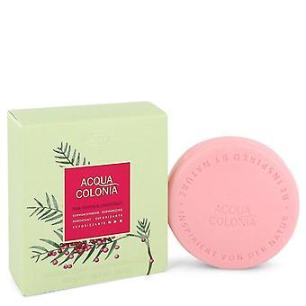 4711 Acqua Colonia Pink pepper & grapefrukt såpe av Maurer & Wirtz 3,5 oz såpe