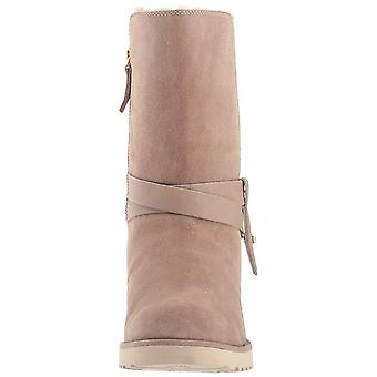 Ugg Australia Womens Aysel Suede Closed Toe Ankle Fashion Boots