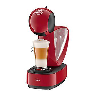 Capsule Coffee Machine Dolce Gusto Infinissima Krups KP1705 1,2 L Red