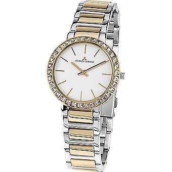 Jacques Lemans - Wristwatch - Ladies - Milano - Classic - 1-1843.1D
