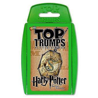 Top Trumps Harry Potter și Talismanele Morții Partea 1
