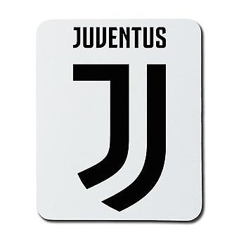 Juventus 2017 Logo Mousepad