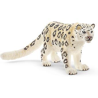 Schleich 14838 Dyreliv Snø Leopard