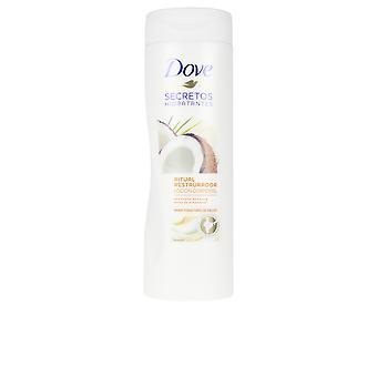 Dove Coco & Leche Almendras Loción Nutritiva 400 Ml voor dames