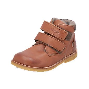 Bisgaard 60528.217 Kids Boys Boots Brown Lace-Up Boots Winter