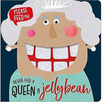 Never Feed a Queen a Jellybean by Kali Stileman - 9781789470505 Book