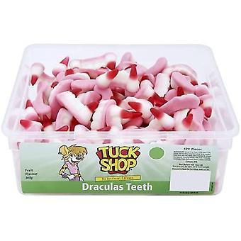 Tuck Shop Draculas Teeth (120) pieces 720g