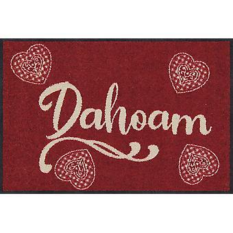 Salonloewe deurmat Dahoam 50 x 75 cm wasbaar