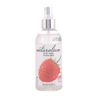 Body Spray Raspberry Naturalium (200 ml)