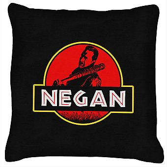 Jurassic Negan Walking Dead Park Cushion