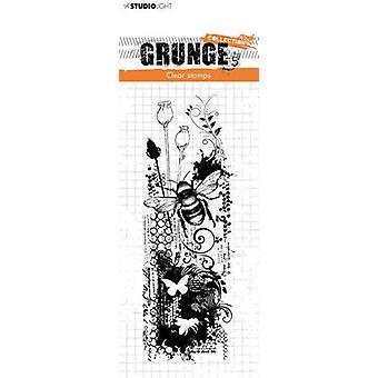 Studio Light Stamp Grunge Collectie 4 0 no.453 STAMPSL453 210x148mm