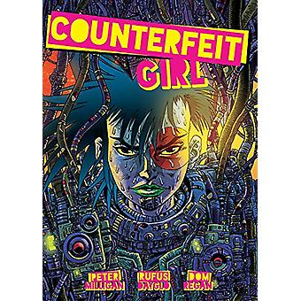 Counterfeit Girl by Pete Milligan - 9781781087244 Book