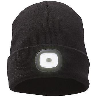 Höja Unisex vuxna mäktiga LED sticka mössa