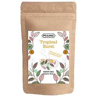 Praana Tea - Tropical Burst Fruit Infusion - Catering Pack 500g