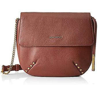 Marc OPolo 81018190702100 Women's Brown shoulder bag (dark cognac 729)) 7x27x30 cm (B x H x T)