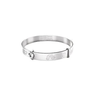 The Very Hungry Caterpillar Sterling Silver My First Bangle