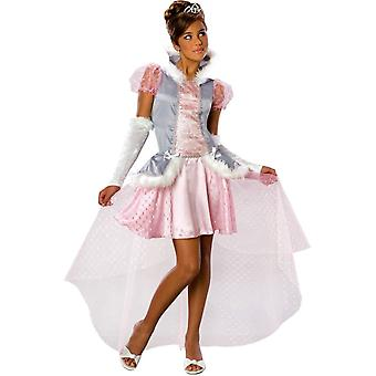Charmante Prinzessin Teen Kostüm
