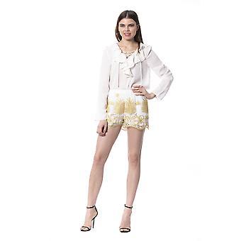 Silvian Heach Women's White Shorts