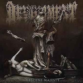 Obscene Majesty [CD] USA import