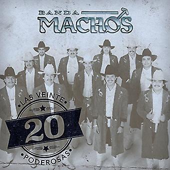 Banda Machos - 20 Poderosas [CD] USA import