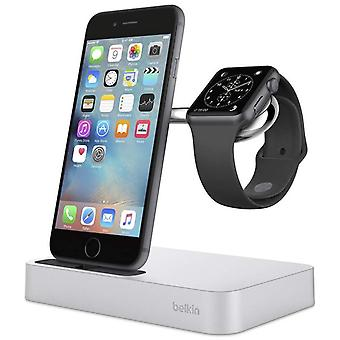 Belkin Valet Charge Dock Apple Watch + iPhone - hopea